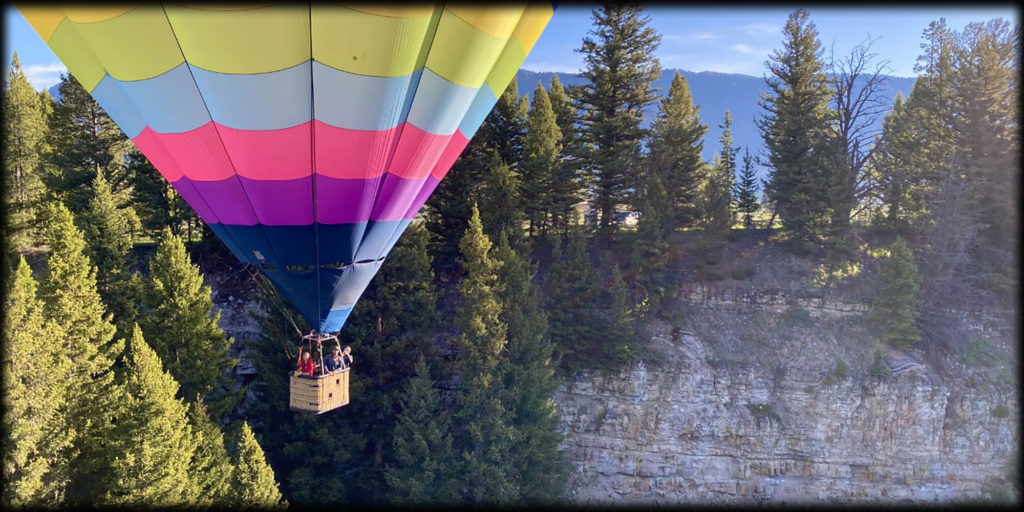 Things To Do In Big Sky Montana Spring Hot Air Balloon Rides
