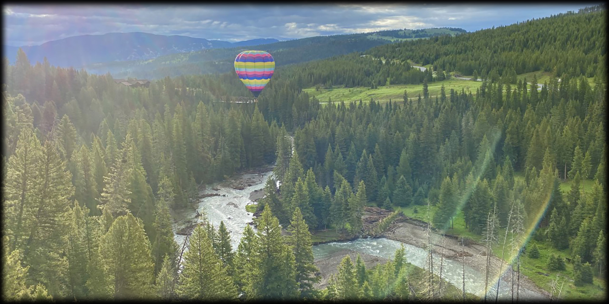 Things To Do In Bozeman Montana Spring Hot Air Balloon Rides